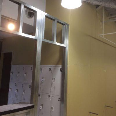 松昇の施工事例 テナント改装工事