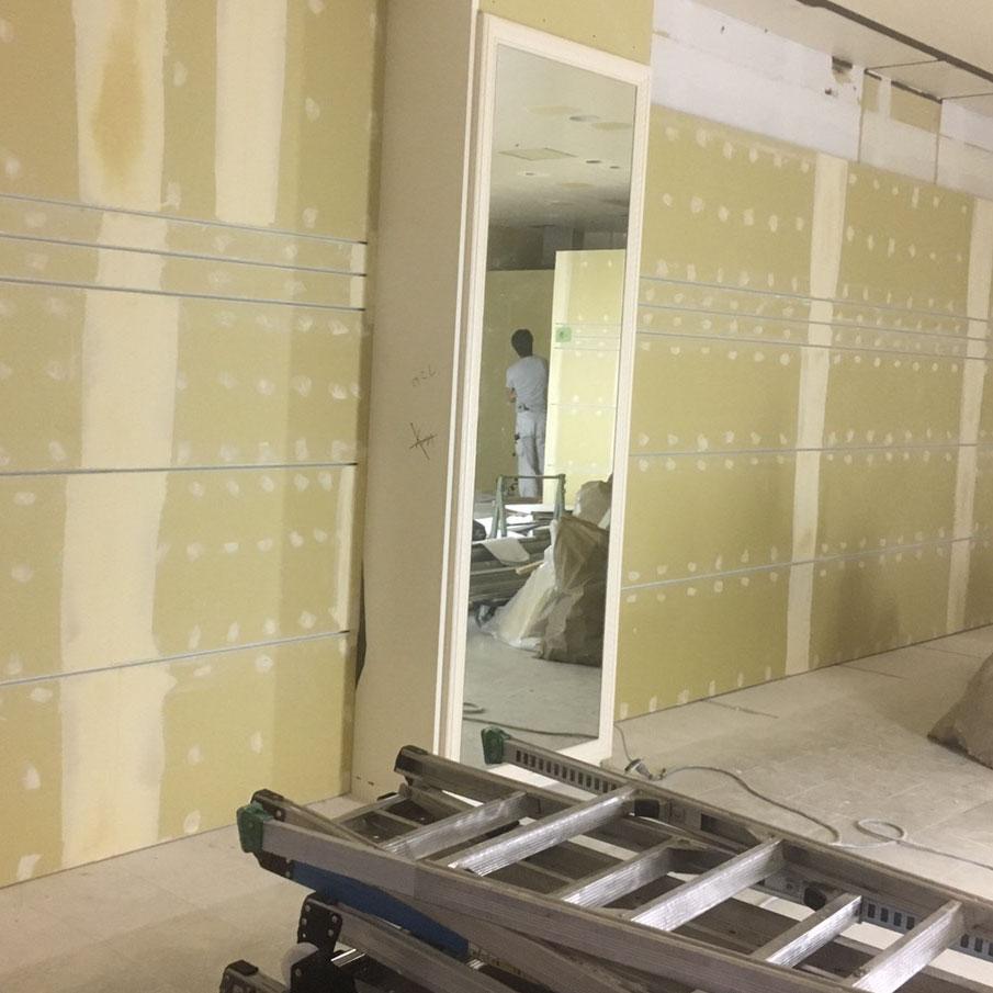 愛知県名古屋市 株式会社 松昇の施工事例 百貨店内装工事