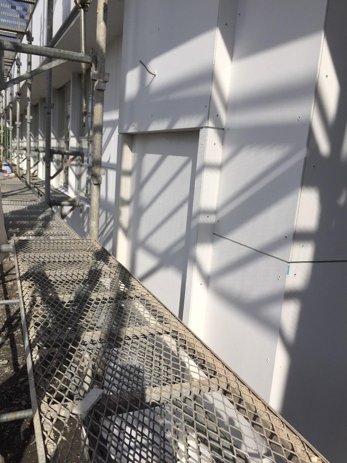 愛知県名古屋市の建築一般工事 リフォーム工事の株式会社松昇の静岡県 マンションモデルルーム工事(軽量、ボード工事