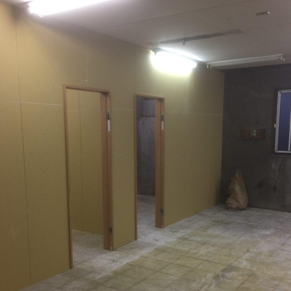 名古屋市 株式会社松昇 某事務所改装工事