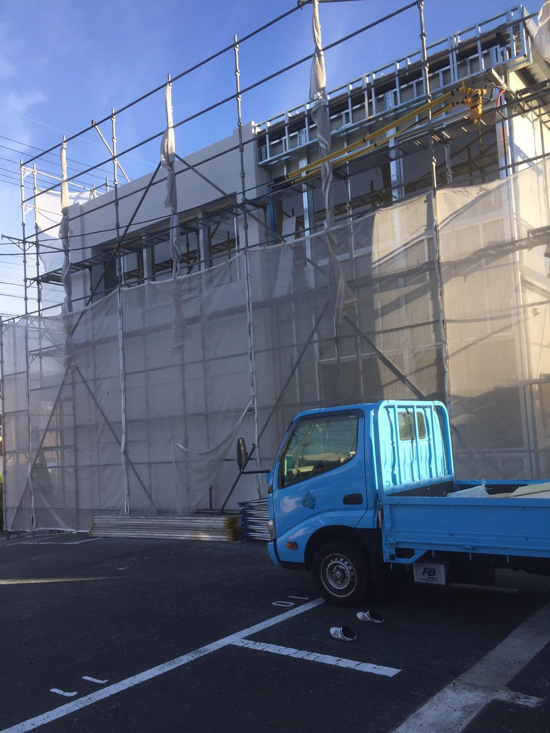 株式会社松昇 市内モデルルーム工事(軽鉄・ボード工事)